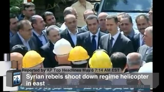 News video: Syrian Uprising News - Bashar Assad, Syria, BEIRUT
